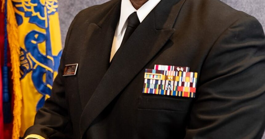 FAMU alum promoted to rear admiral/assistant U.S. Surgeon General