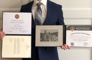 Lawson's nominee Charles Latimer appointed to U.S. Military Academy at West Point