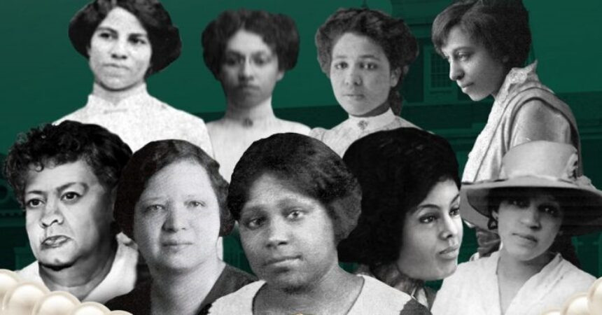 'Twenty Pearls' AKA documentary shows the vision and impact of Black college women