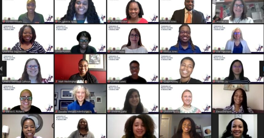TCC celebrates women, girls in science with  virtual mentoring session