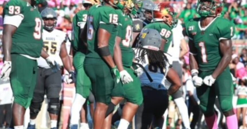 Former FAMU football player receives grant to advance recruiting career