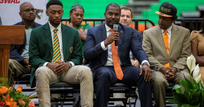 FAMU switch makes SWAC a 'power conference'