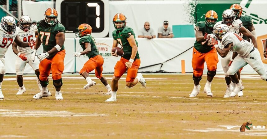Freshman makes strong case to be starting QB